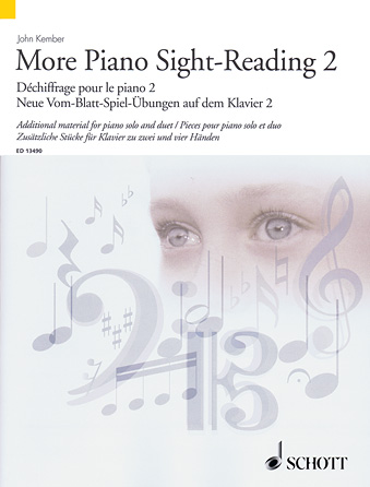 Product Cover for More Piano Sight-Reading 2