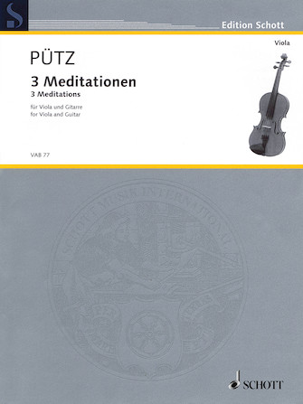 Product Cover for 3 Meditations