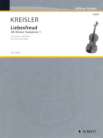 Product Cover for Liebesfreud