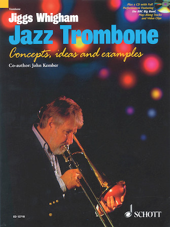 Product Cover for Jazz Trombone