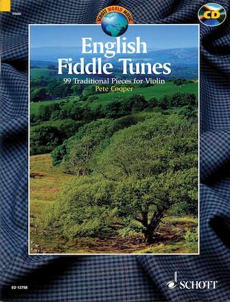 Product Cover for English Fiddle Tunes