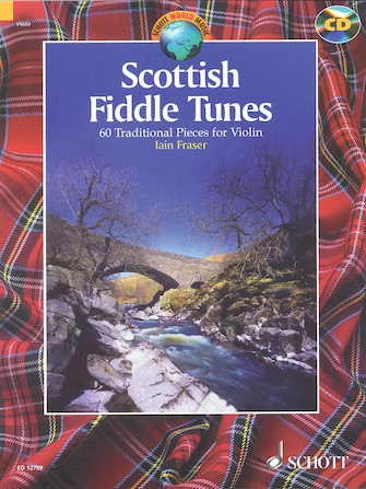Product Cover for Scottish Fiddle Tunes