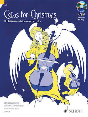 Product Cover for Cellos for Christmas