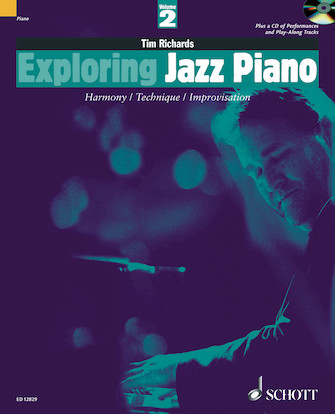 Product Cover for Exploring Jazz Piano – Volume 2