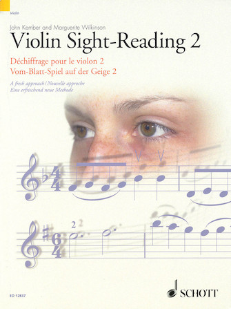 Product Cover for Violin Sight-Reading 2
