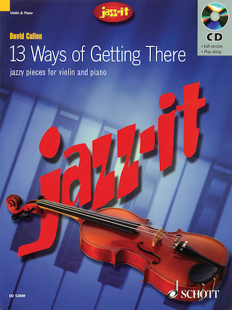 Jazz-it – 13 Ways of Getting There
