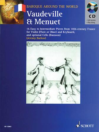 Product Cover for Vaudeville & Menuet