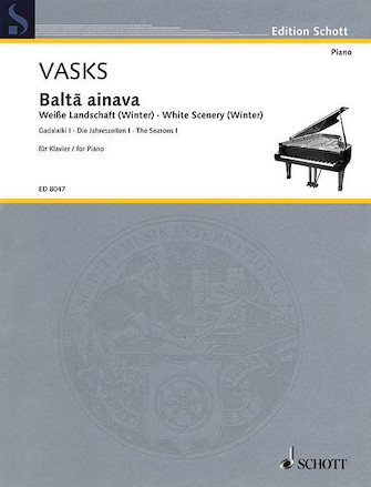Product Cover for Balta ainava - White Scenery (Winter)