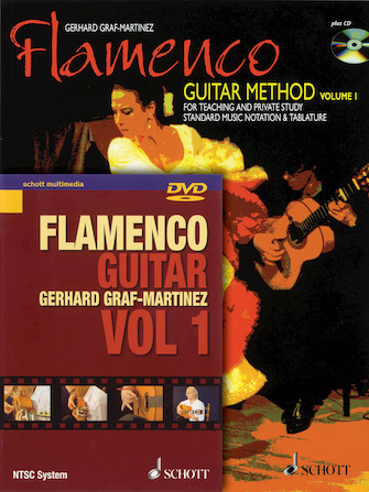 Product Cover for Flamenco Guitar Method Volume 1