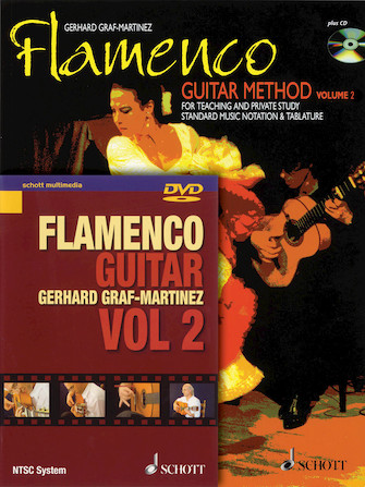 Product Cover for Flamenco Guitar Method – Volume 2