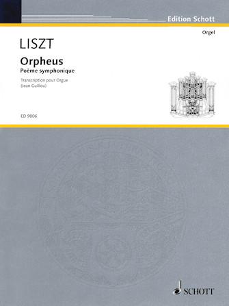Product Cover for Orpheus – Poème symphonique