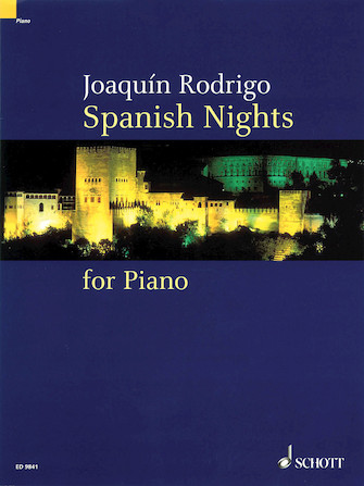 Product Cover for Spanish Nights