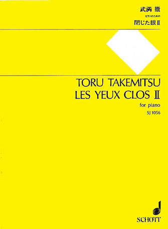 Product Cover for Les Yeux Clos II