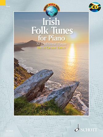 Product Cover for Irish Folk Tunes for Piano