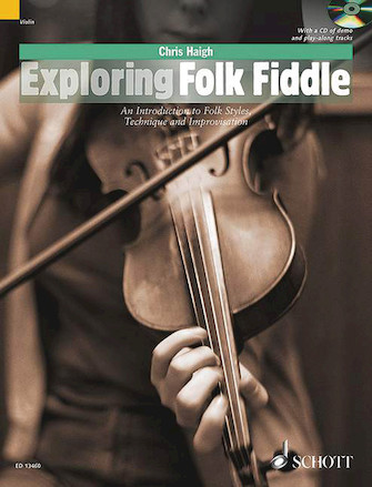 Product Cover for Exploring Folk Fiddle