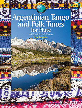 Product Cover for Argentinian Tango and Folk Tunes for Flute
