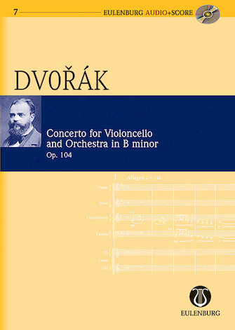Product Cover for Cello Concerto in B Minor Op. 104 B 191