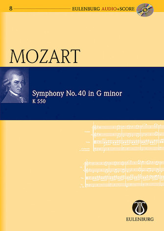 Product Cover for Symphony No. 40 in G Minor KV 550