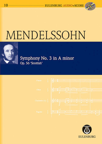 """Product Cover for Symphony No. 3 in A Minor Op. 56 """"Scottish Symphony"""""""