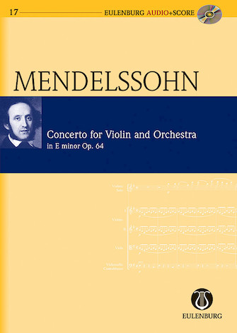 Product Cover for Violin Concerto in E minor Op. 64