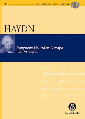 "Product Cover for Symphony No. 94 in G Major (""Surprise Symphony"") Hob. I:94 ""London No. 3"""