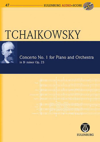 Product Cover for Piano Concerto No. 1 in Bb Minor Op. 23 CW 53