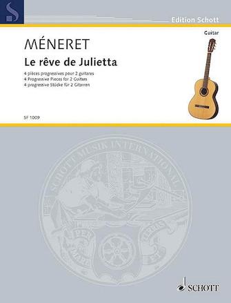 Product Cover for Le rêve de Julietta