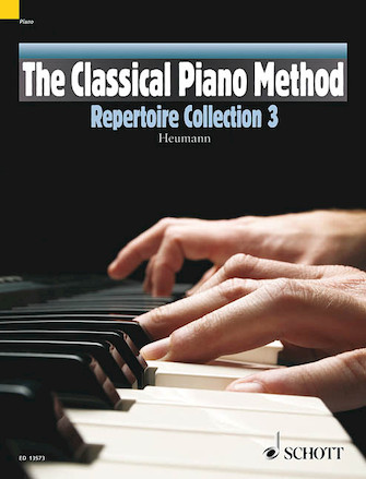 Product Cover for The Classical Piano Method – Repertoire Collection 3