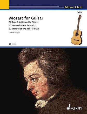 Product Cover for Mozart for Guitar