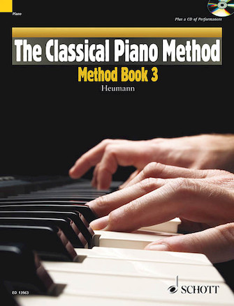 Product Cover for The Classical Piano Method - Method Book 3