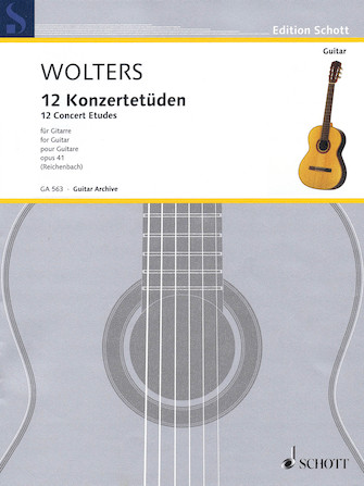 Product Cover for 12 Concert Etudes Op. 41