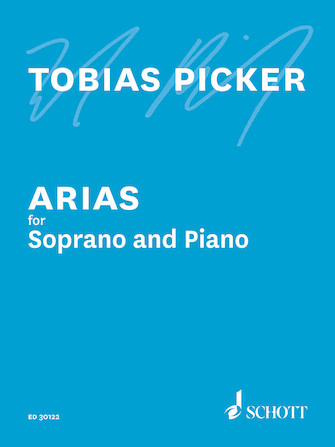 Product Cover for Arias for Soprano and Piano