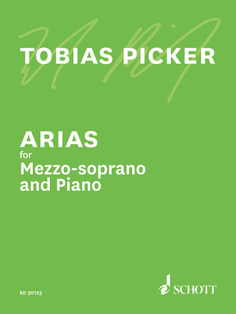 Product Cover for Arias for Mezzo-Soprano and Piano