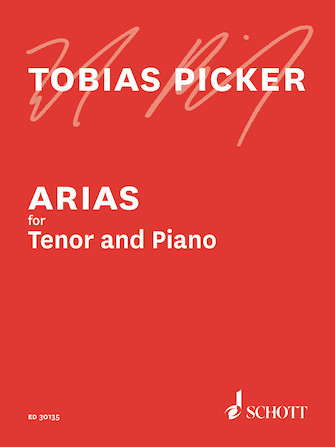 Product Cover for Arias for Tenor and Piano