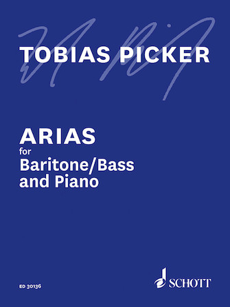 Product Cover for Arias for Bass/Baritone and Piano