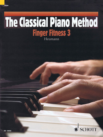 Product Cover for The Classical Piano Method – Finger Fitness 3