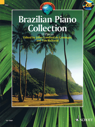 Product Cover for Brazilian Piano Collection
