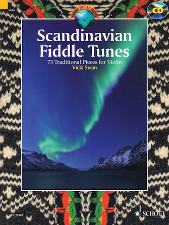 Product Cover for Scandinavian Fiddle Tunes
