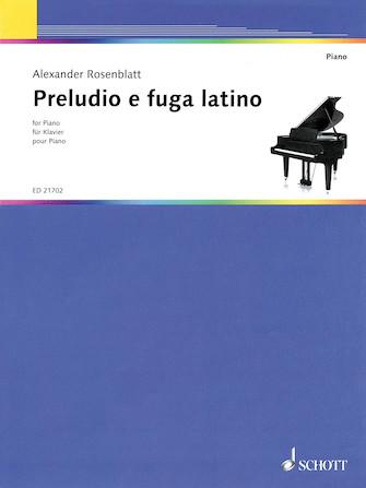 Product Cover for Preludio e Fuga Latino