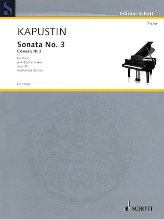Product Cover for Sonata No. 3, Op. 55
