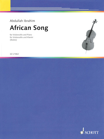 Product Cover for African Song