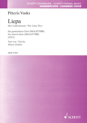 Product Cover for Liepa (The Lime Tree)