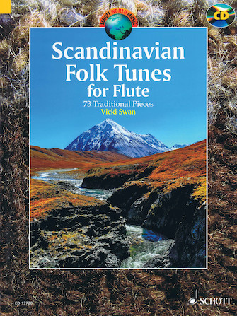 Product Cover for Scandinavian Folk Tunes for Flute