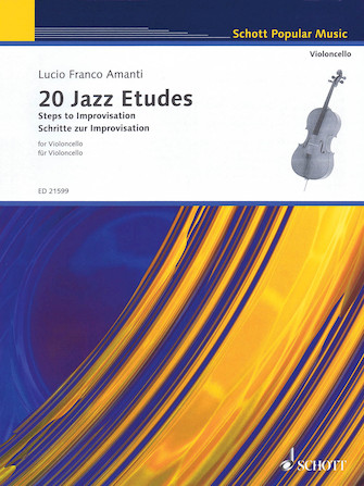 Product Cover for 20 Jazz Etudes: Steps to Improvisation