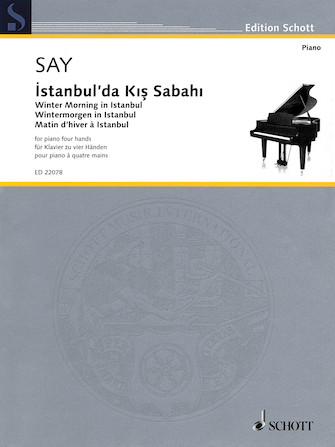 Product Cover for Winter Morning in Istanbul, Op. 51b