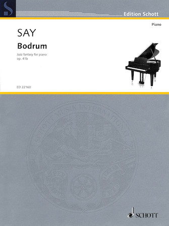 Product Cover for Bodrum, Op. 41b