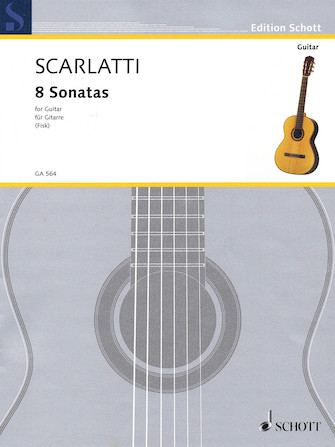 Product Cover for 8 Sonatas