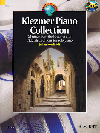 Product Cover for Klezmer Piano Collection