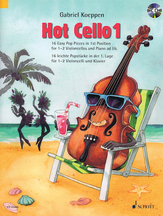 Product Cover for Hot Cello 1
