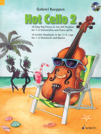 Product Cover for Hot Cello 2